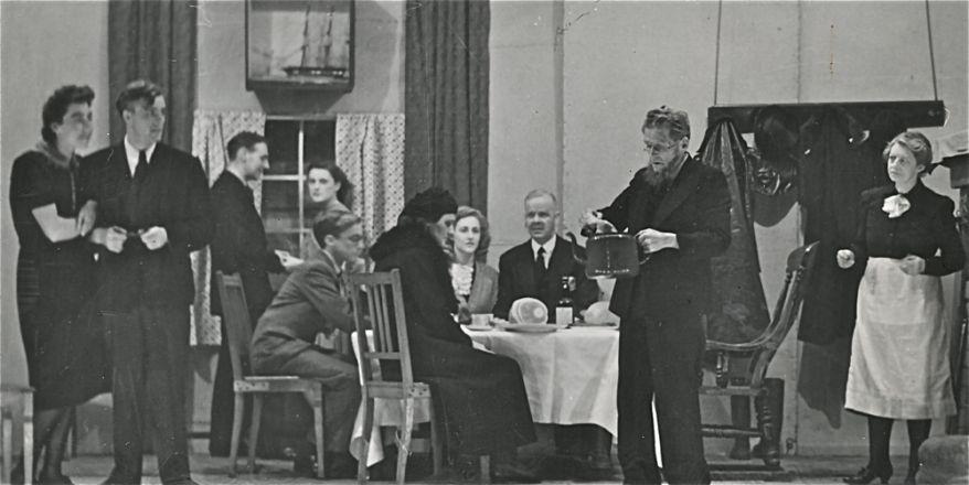 1949 The Man Who Came to Dinner