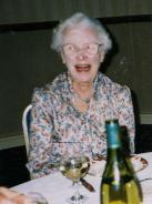1995 50th anniversary and Hylda Perridge - founder member of CVDC 2