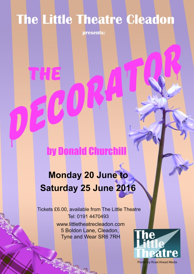 POSTER The Decorator2 A4
