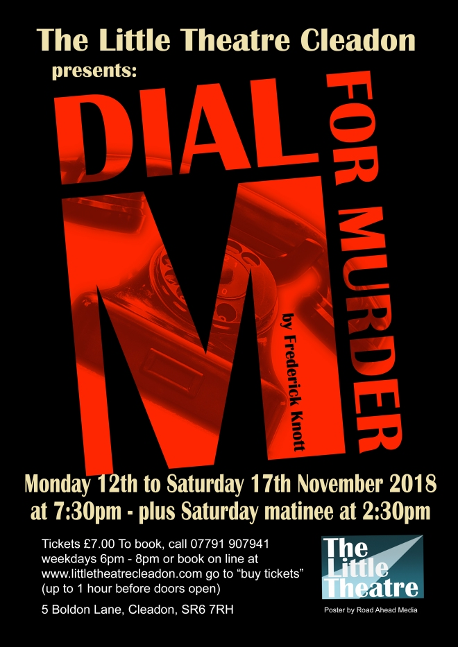 POSTER Dial M